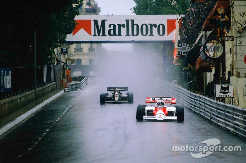 1984: Aufwärtstrend in letzter Lotus-Saison