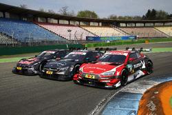 BMW M4 DTM, Mercedes-AMG C63 AMG, Audi RS 5 DTM