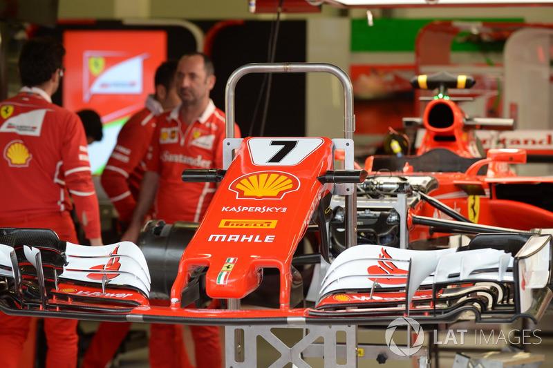 Переднє антикрило Ferrari SF70H