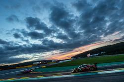 #51 AF CorseFerrari 488 GT3: Ishikawa Motoaki, Lorenzo Bontempelli, Olivier Beretta, Francesco Caste