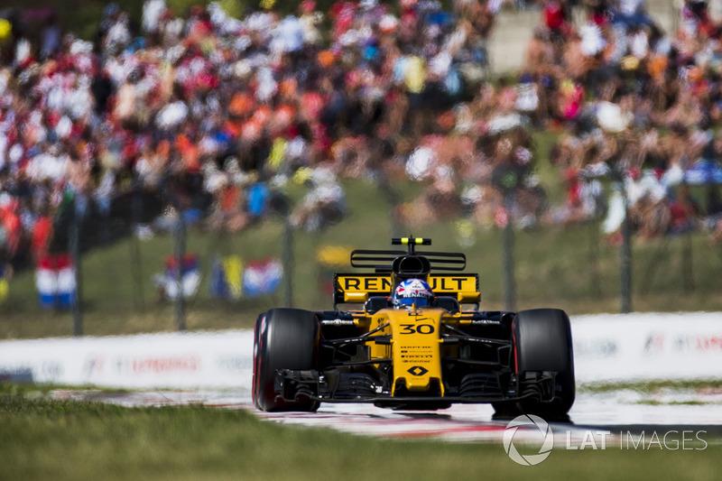 19. Jolyon Palmer, Renault Sport F1 Team RS17