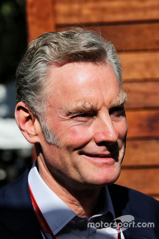 Sean Bratches, kommerzieller Leiter der Formel 1