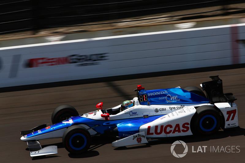 20. Jay Howard, Schmidt Peterson Motorsports Honda
