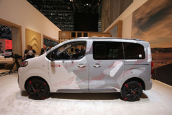 Citroen SpaceTourer 4x4 Electric Concept