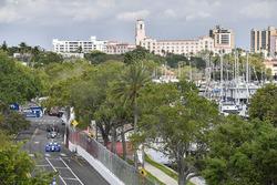 Tony Kanaan, Chip Ganassi Racing Honda, Max Chilton, Chip Ganassi Racing Honda, Mikhail Aleshin, Schmidt Peterson Motorsports Honda