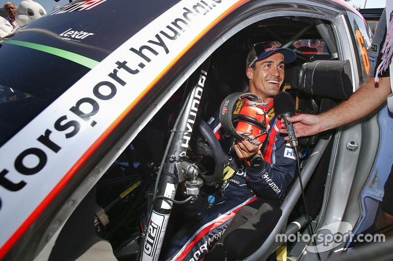 Dani Sordo, Hyundai i20 WRC, Hyundai Motorsport