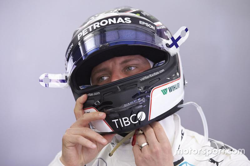 Valtteri Bottas, Mercedes AMG