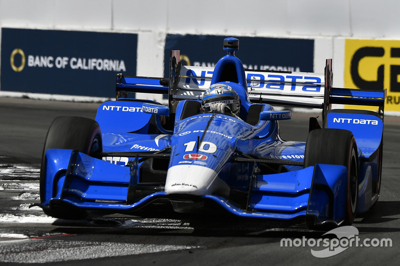 Tony Kanaan, Chip Ganassi Racing, Honda