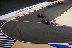 Valtteri Bottas, Mercedes F1 W08, Sebastian Vettel, Ferrari SF70H, Lewis Hamilton, Mercedes AMG F1 W08, Max Verstappen, Red Bull Racing RB13