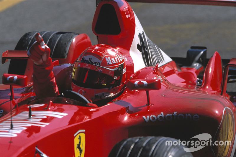 2003 - Ferrari