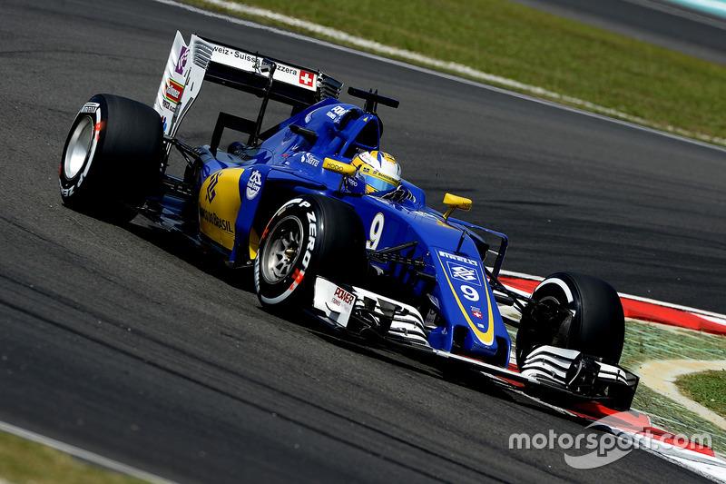 12. Marcus Ericsson, Sauber C35