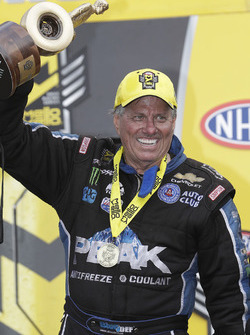 Funny Car winner John Force