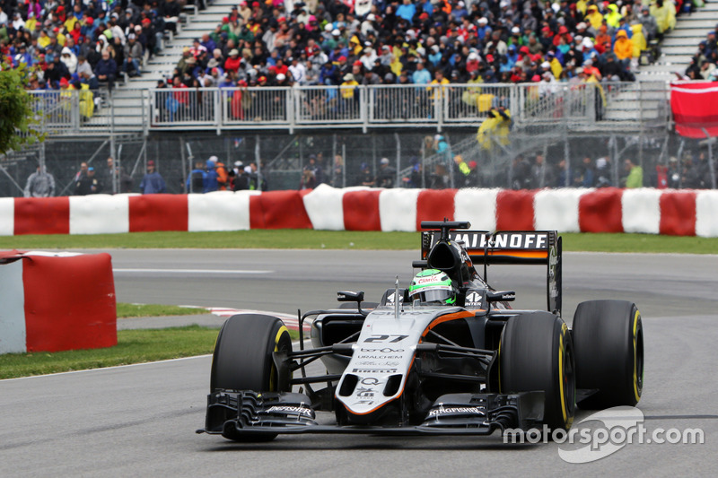 Ніко Росберг, Sahara Force India F1 VJM09