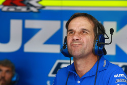 Davide Brivio, Team Suzuki MotoGP Manager