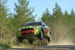 Валерій Горбань та Володимир Корся, Mini WRC, Eurolamp WRT