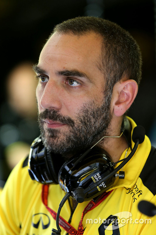 Cyril Abiteboul, Renault Sport F1 Team