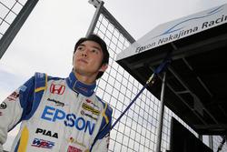 #64 Nakajima Racing Honda NSX Concept GT: Daisuke Nakajima