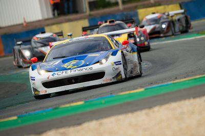V de V Endurance Series: Le Mans