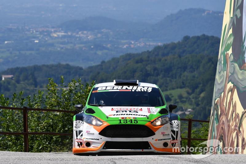 Simone Tempestini, Giovanni Bernacchini Ford Fiesta R5