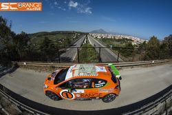 Orange1 Racing, livrea tributo alla Targa Florio