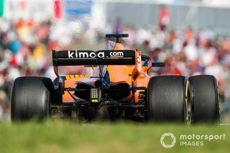 12 місце — Фернандо Алонсо (Іспанія, McLaren) — коефіцієнт 2001,00