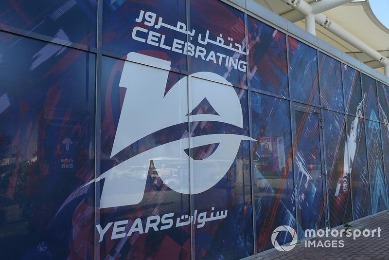 Logo per il 10° anniversario