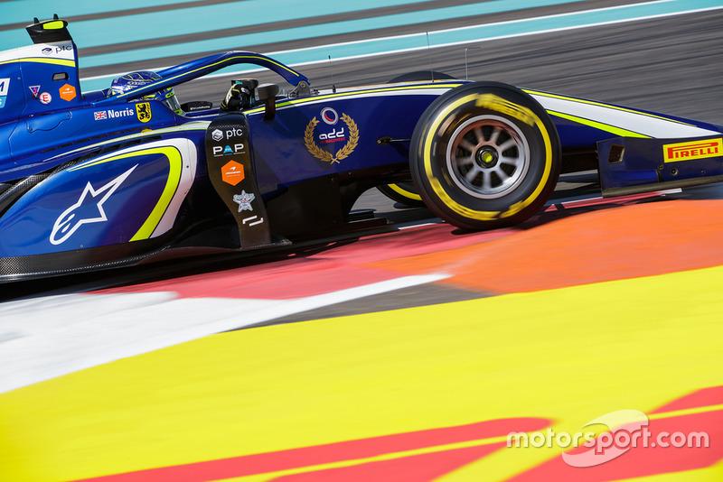 2018 - Formule 2