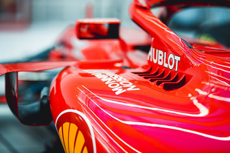 Ferrari Mission Winnow livery
