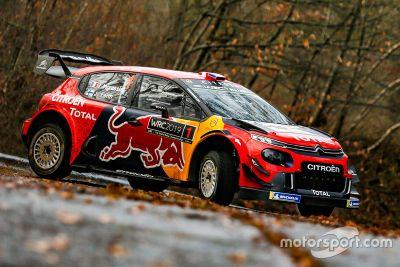 Presentación Citroën C3 WRC
