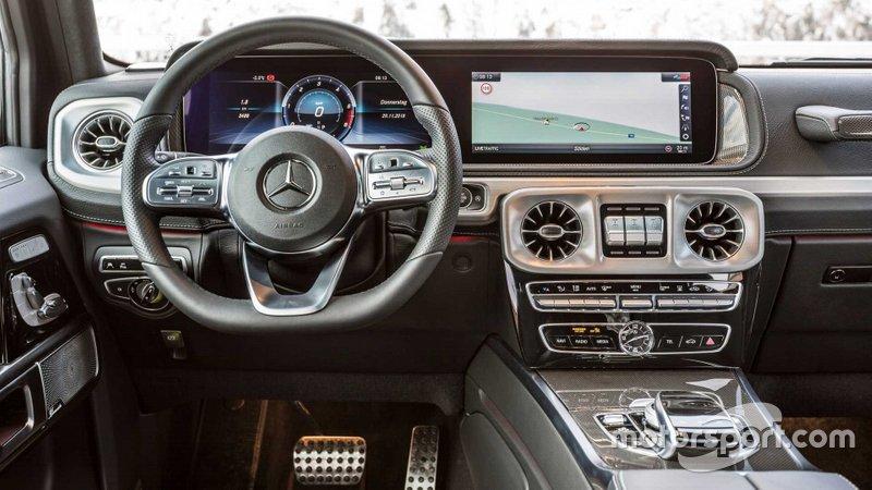 Mercedes-Benz G 350 d 2019 року