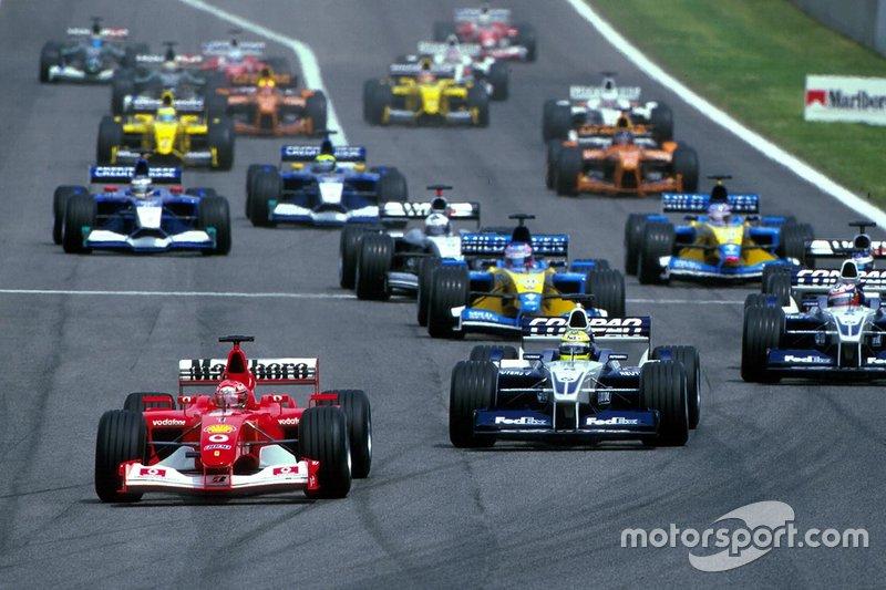 2002 西班牙大奖赛