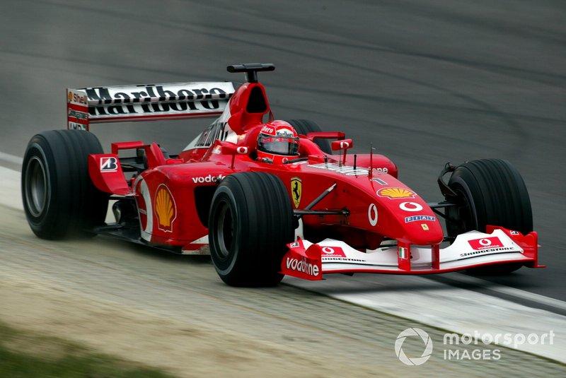 GP de San Marino 2003