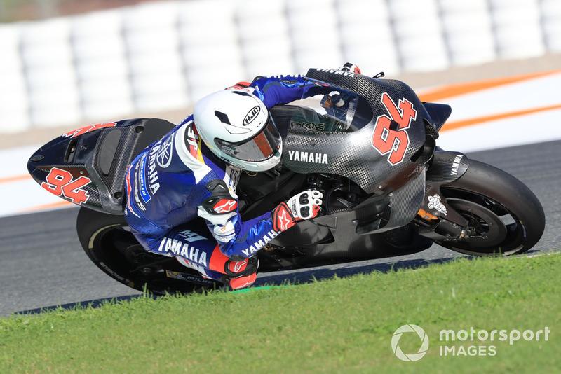 Jonas Folger, Yamaha Factory Racing, bike