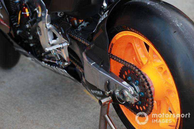 Bike von Marc Marquez, Repsol Honda Team