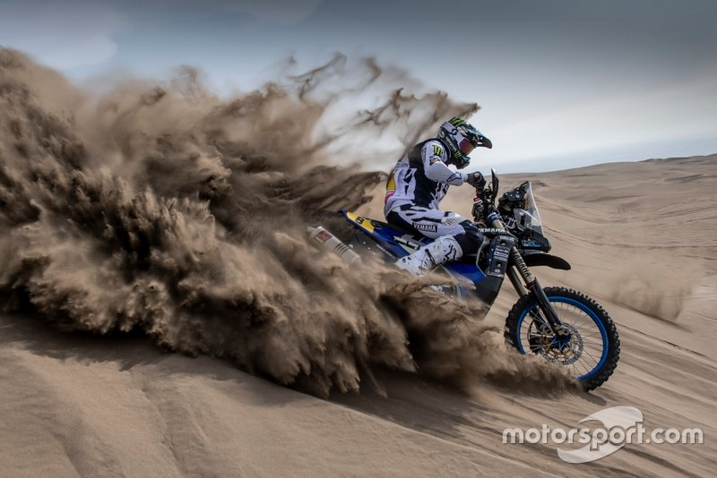 #8 Yamaha Official Rally Team: Франко Каймі