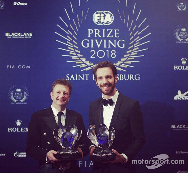 FIA Formula E Championship 2017 - 2018: Jean-Éric Vergne (piloto) and Audi Sport ABT Schäffler (equipe)