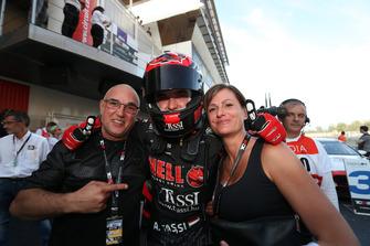 Ganador de la carrera Attila Tassi, Hell Energy Racing with KCMG Honda Civic Type R TCR