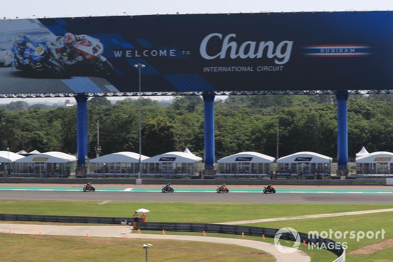#3: Chang International Circuit (Tailandia) - 181,982 km/h
