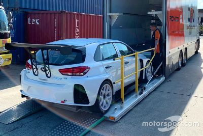 TCR Australia Hyundai announcement