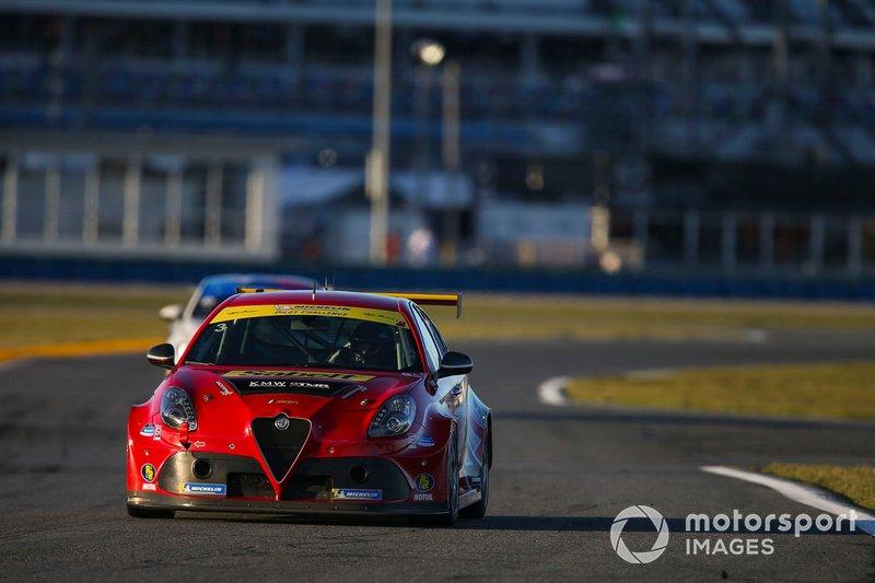 #03 TMR Engineering and Consulting Inc. Alfa Romeo Giulietta TCR, TCR: Alex Popow, Alexandre Papadopulos