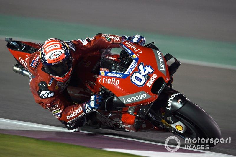 №04. Андреа Довициозо (Италия), Mission Winnow Ducati Team, Ducati Desmosedici GP19