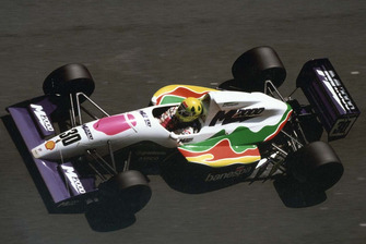 Christian Fittipaldi na F3000