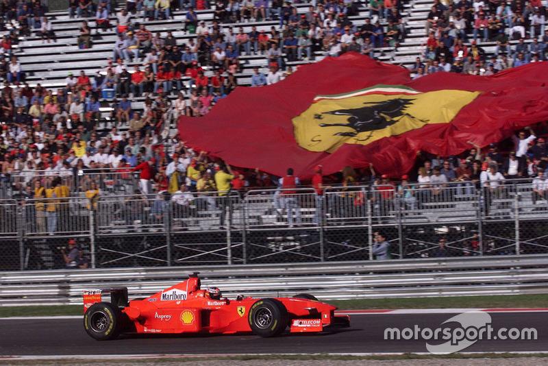 Гран При Италии 1998