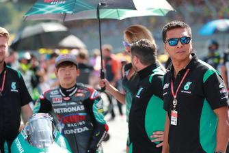 Adam Norrodin, Petronas Sprinta Racing, Razlan Razali, Petronas