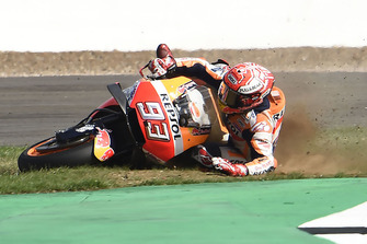La caduta di Marc Marquez, Repsol Honda Team