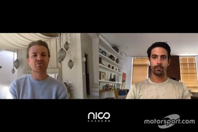 Rosberg di Grassi interview