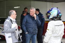 Marcello Lotti, Nicola Larini