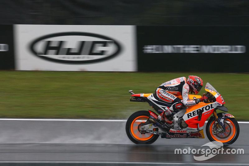 3. Marc Marquez, Repsol Honda Team