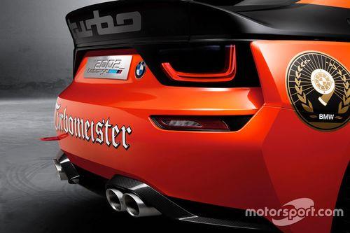 Homenaje de BMW 2002