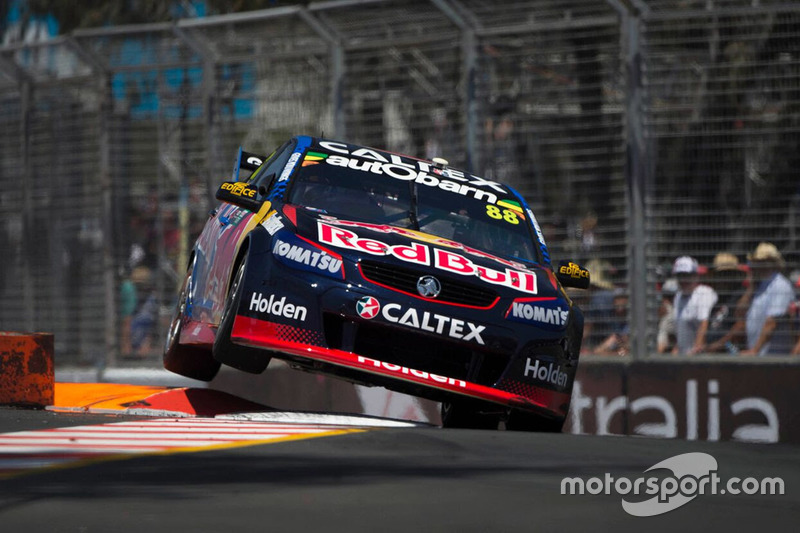Jamie Whincup und Paul Dumbrell, Triple Eight Race Engineering, Holden